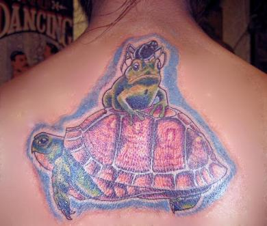 It's hard to envisage any of the crowning tattoo websites being left of the